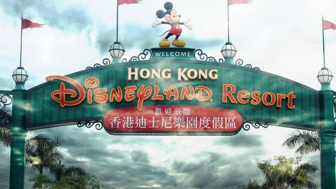 "Hong Kong Disney a ""Ghost Town"", Trump Exposes China As Fascist State"