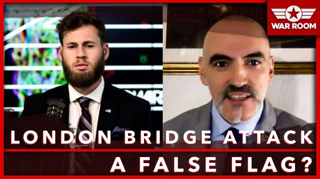 Was The London Bridge Attack A False Flag To Distract From Prince Andrew's Sex Allegations?