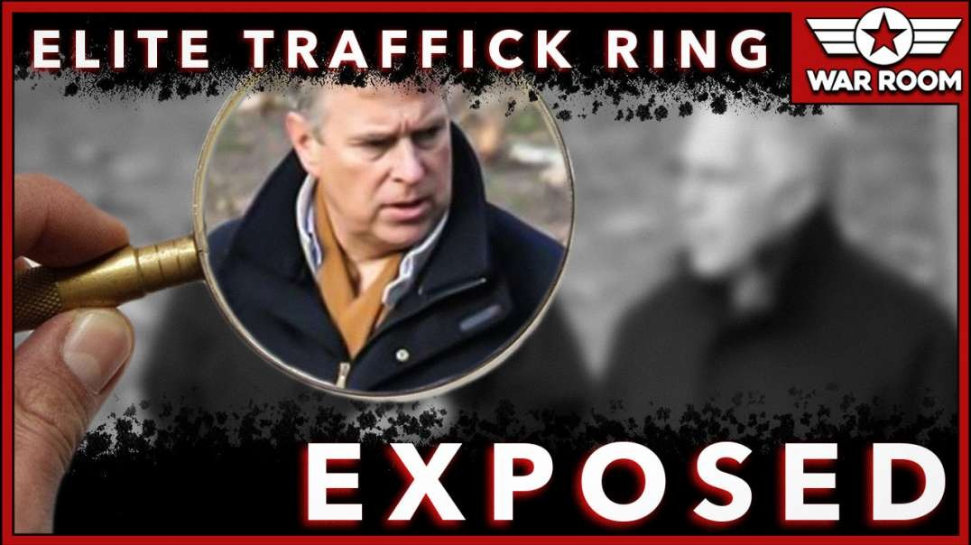 Prince Andrew's Involvement With Jeffery Epstein Exposes Elite Sex Trafficking Ring