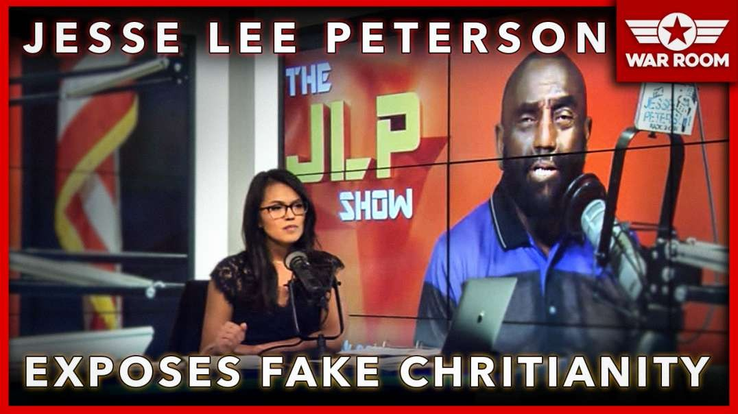 Jesse Lee Peterson Exposes Fake Christianity And Degeneracy In The Culture