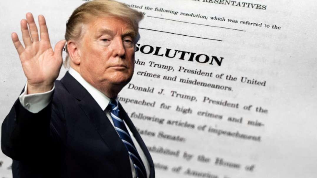 Watch: Democratic Congressmen Vote To Plunge US Into Nation-Rending Impeachment