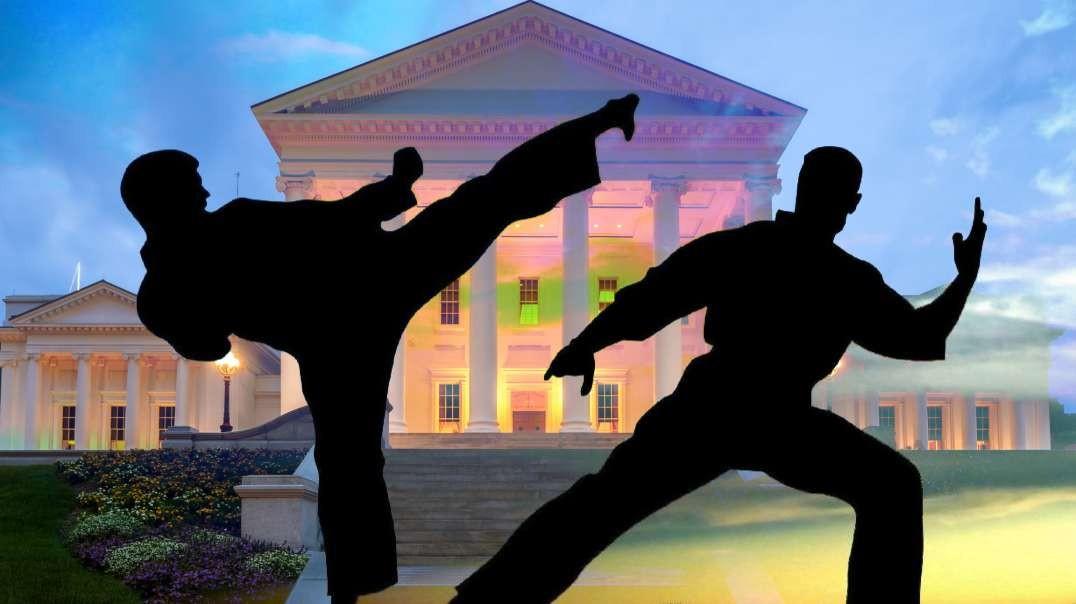 """Virginia Democrats: Felony to Train """"Hateful"""" People in Martial Arts"""