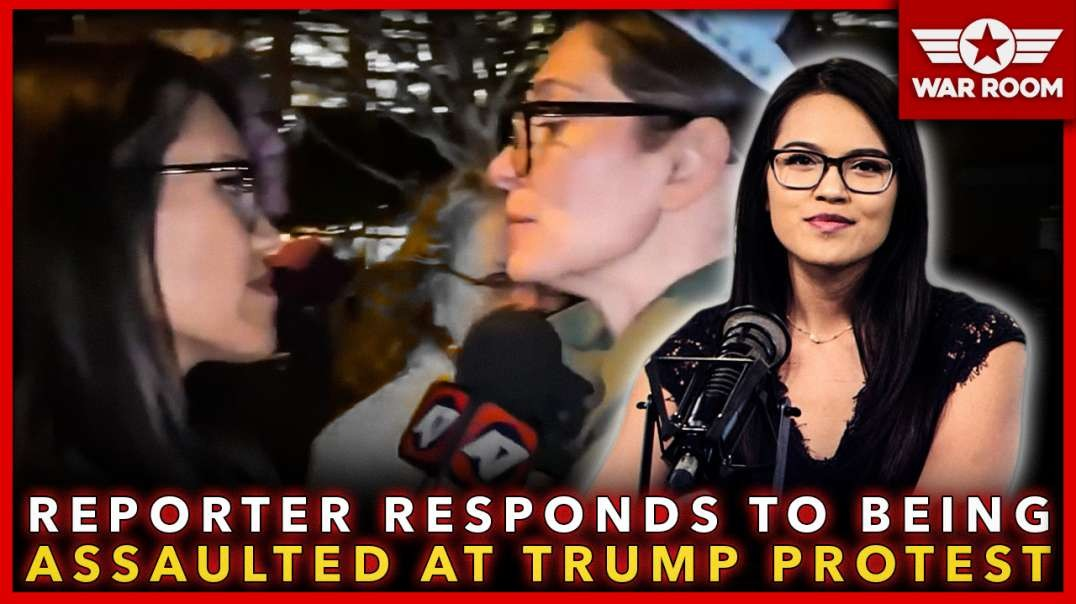 Reporter Savanah Hernandez Responds To Being Assaulted At Trump Protest