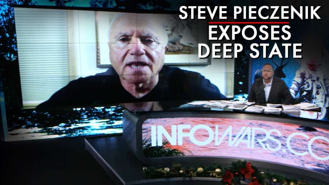 High Level Intelligence Officer Exposes Deep State Pedophile Rings