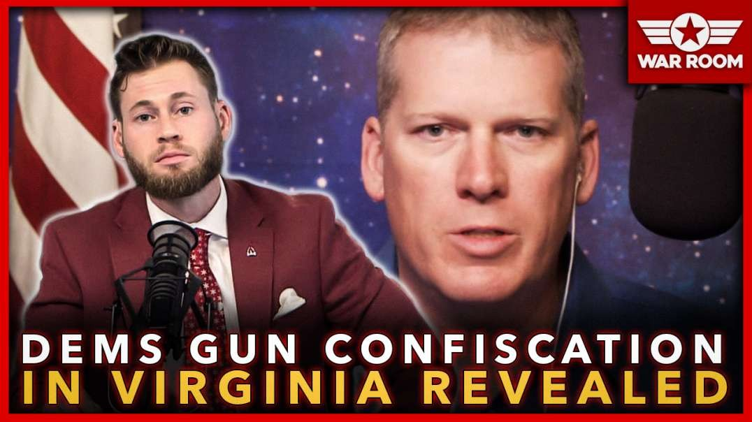 Democrats Plan For Gun Confiscation In Virginia Revealed!