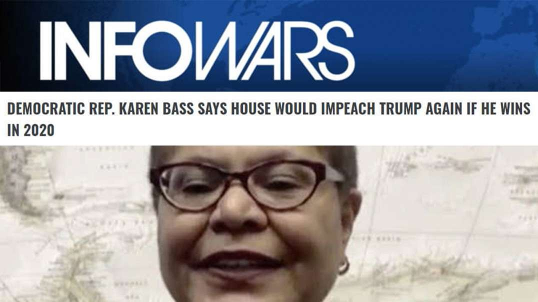 Dem Rep Declares Plan Based On Lies To Impeach Trump Again In 2020