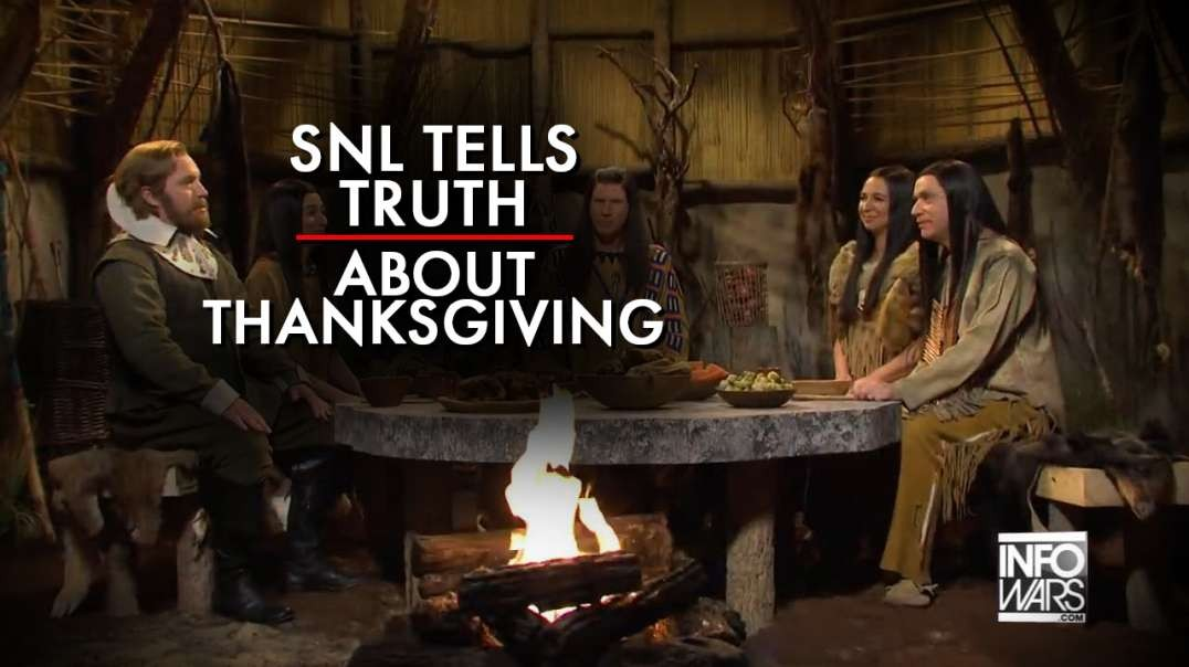 SNL Tells The Truth About Thanksgiving