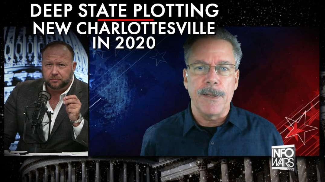 Deep State Plotting New Charlottesville Jan 2020