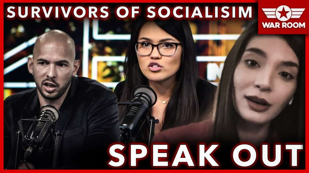 Survivors Of Socialism Detail Horrors That The Left Try To Hide