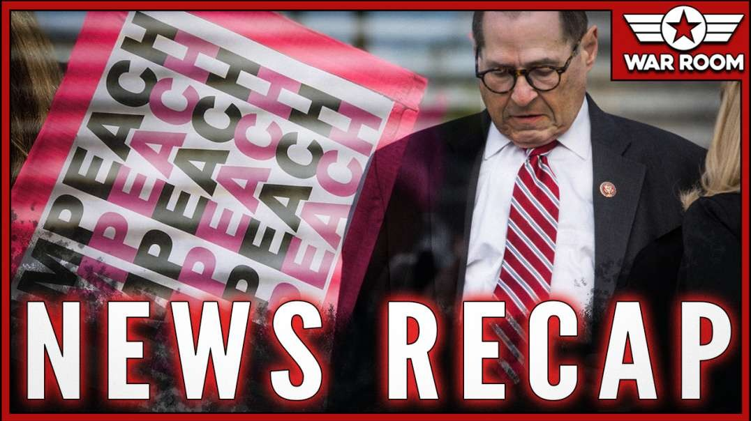 News Recap: Impeachment, Twerking, And Fake Steele Dossier At Forefront