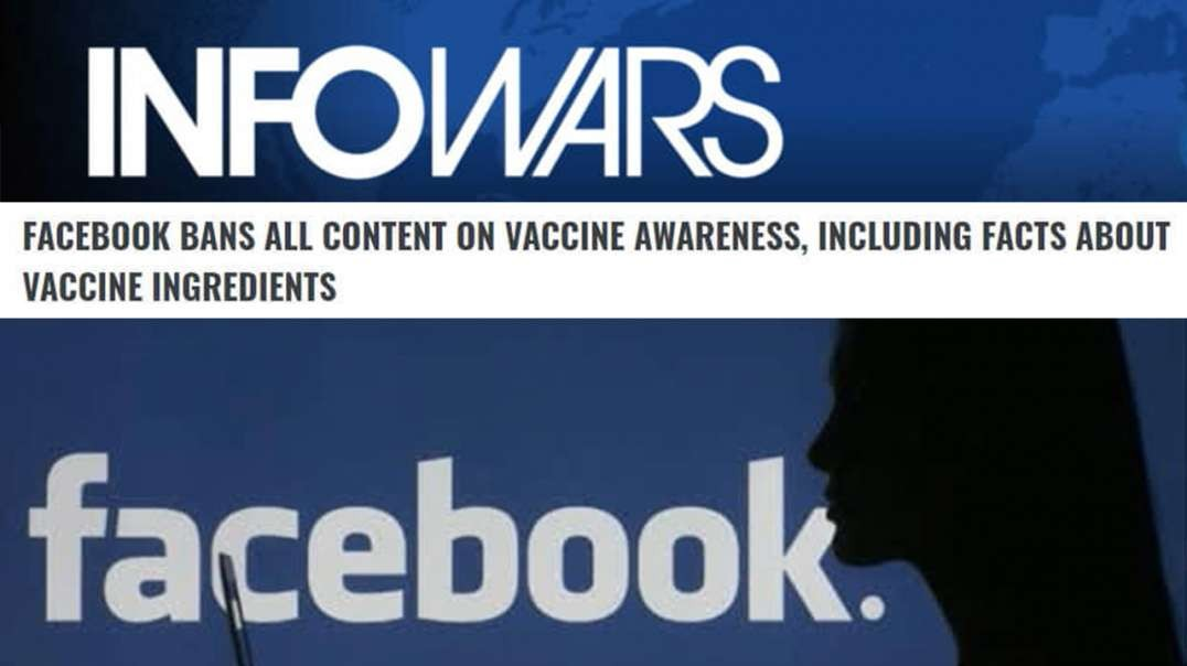 Facebook Announces Plan To Ban All Pro-Life, Anti-Vax, And 2A Discussions