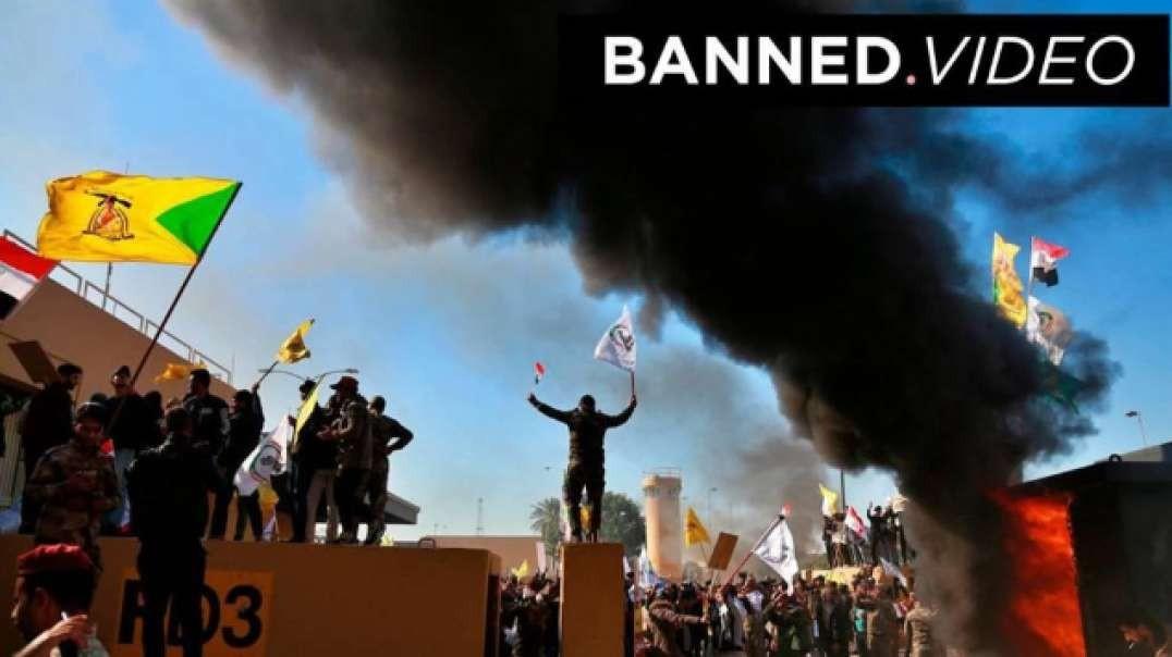 CNN Calls Iran Backed Militia Protesters In U.S. Embassy Attack