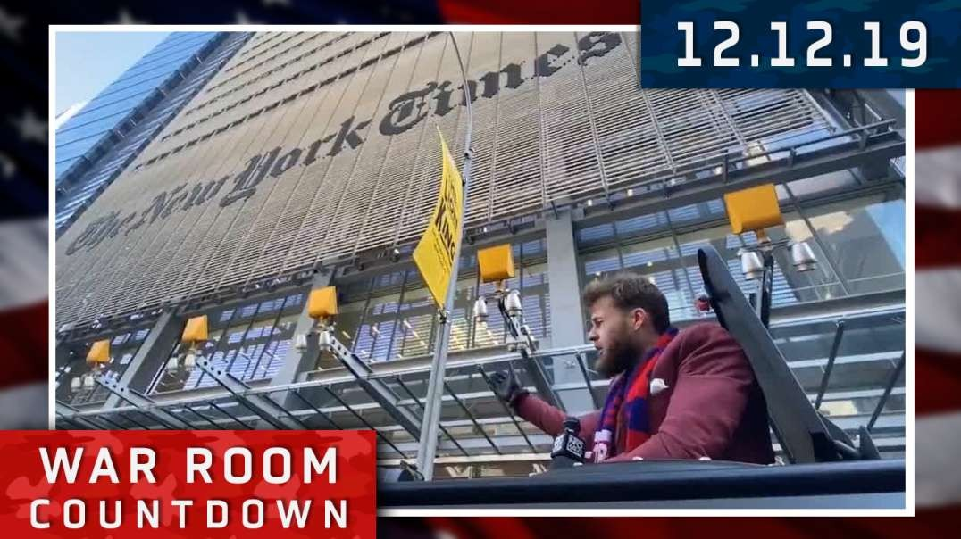 Countdown: Infowars On Fire As Reporters Confront Politicians And The Fake News Media