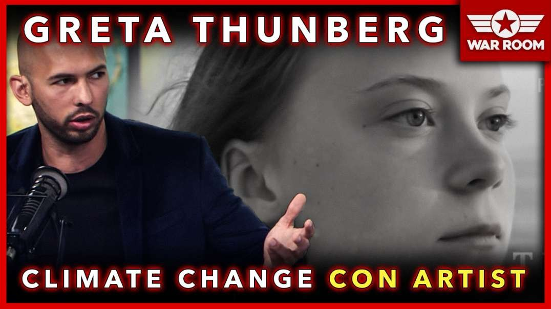 Climate Change Con Artist Greta Thunberg Is Times Person Of The Year