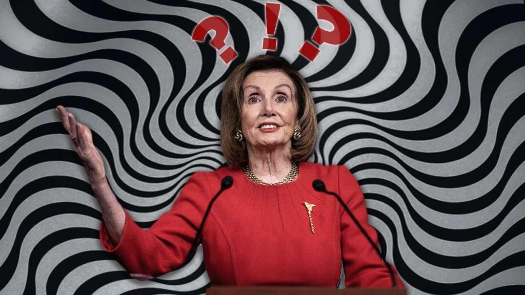 Nancy Pelosi's Impeachment Insanity