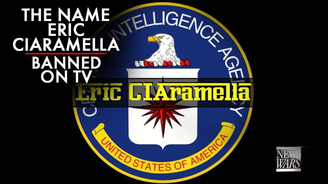 Why Can't The Name Eric Ciaramella Be Said On Network TV?