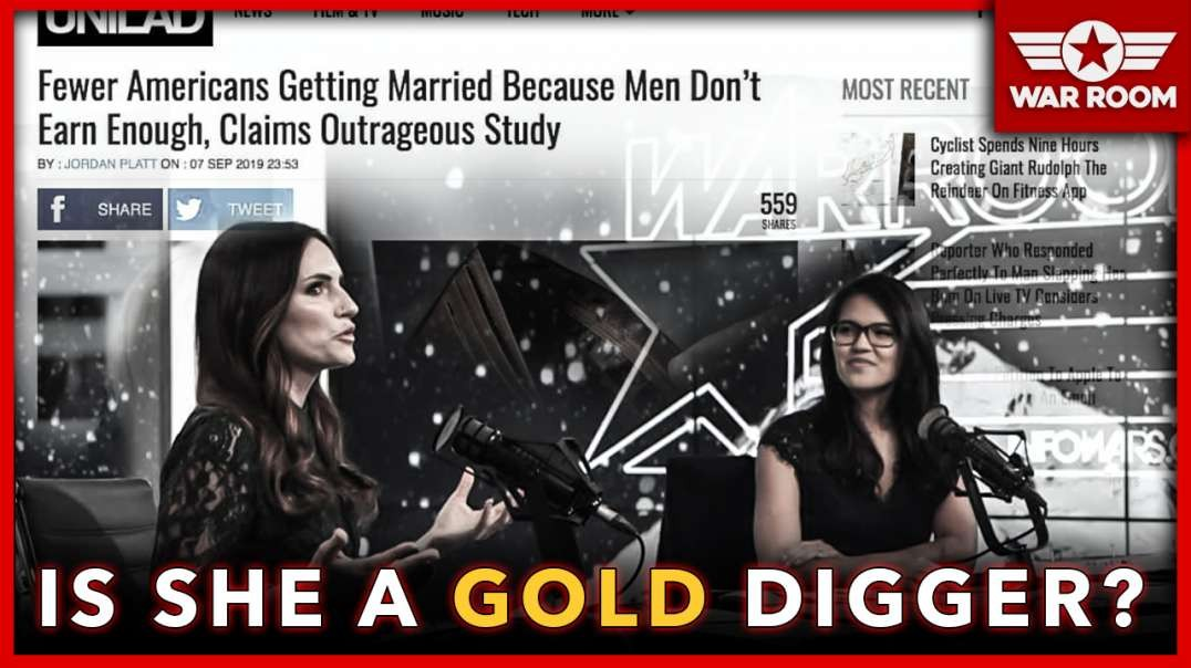 Is She A Gold Digger Or Does She Want A Gentlemen? Savanah And Rebecca Investigate!