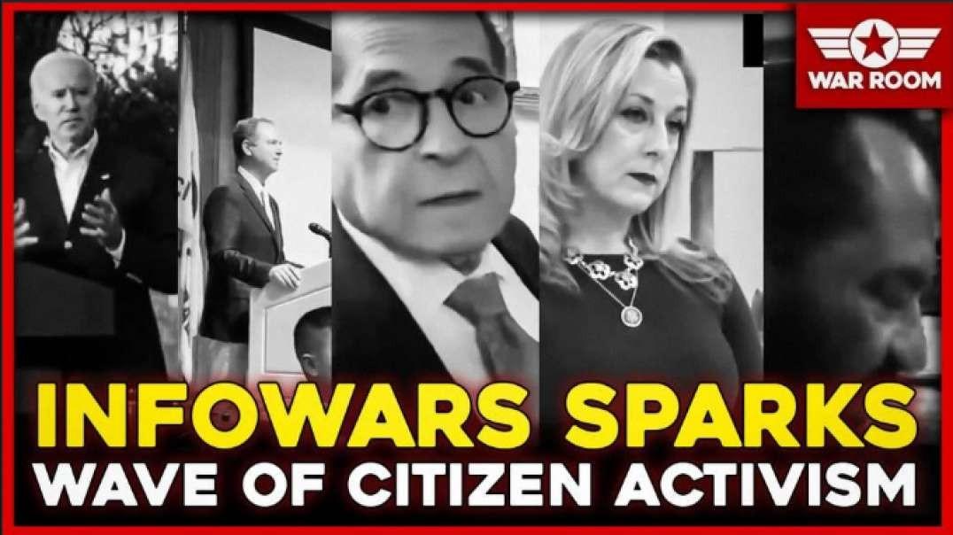 Infowars Sparks Wave Of Citizen Activism - America Is Awakening