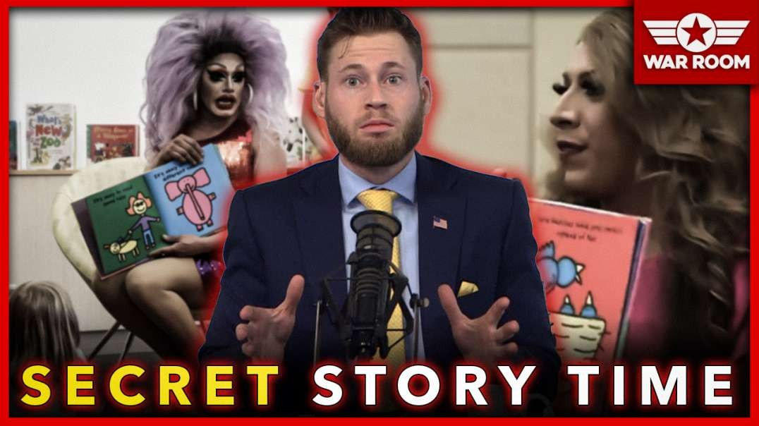 Drag Queen Story Time Is Now Secretly Coming To Your Children's Public School