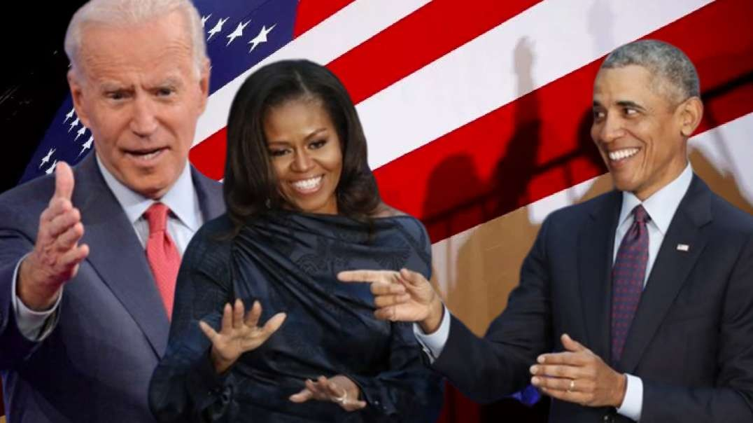 "Obama Wants ""Old Men"" (Biden) to Get Out of the Way of Women (Michele)"