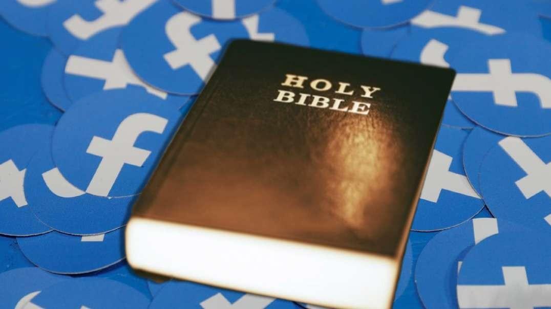 Facebook Now Censoring Random Bible Passages