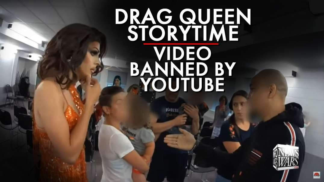 See The Drag Queen Story Time Video Youtube Banned