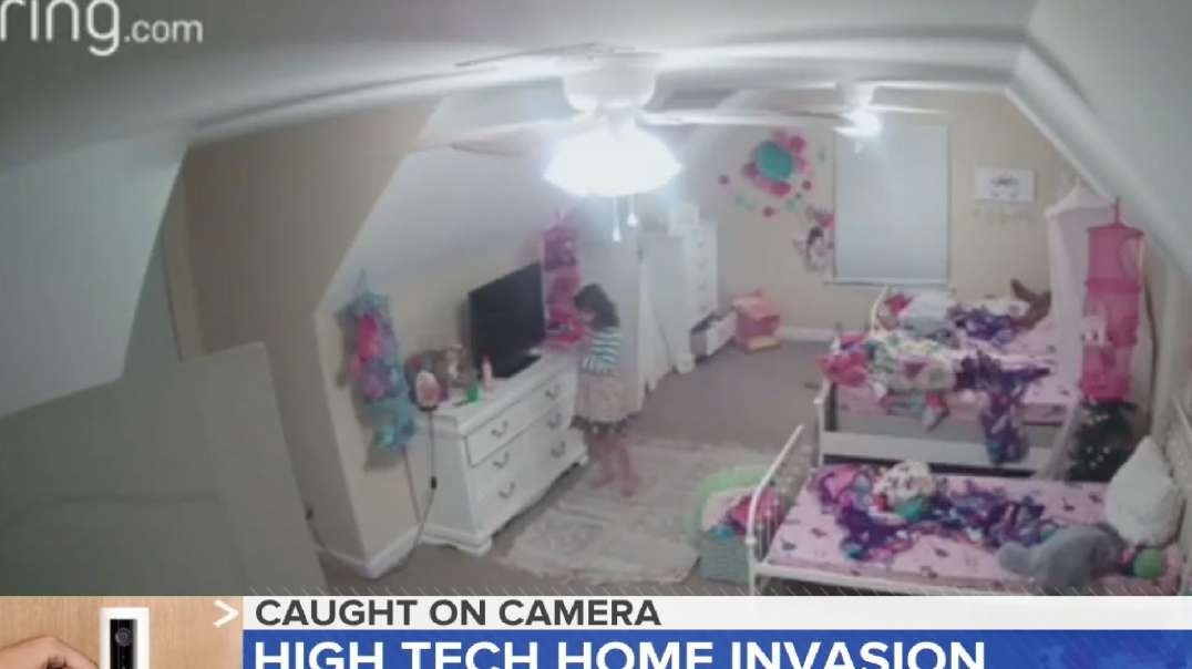 Hacker Spying On 8-Year-Old Through Ring Camera Is Just The Tip Of The Surveillance Iceberg