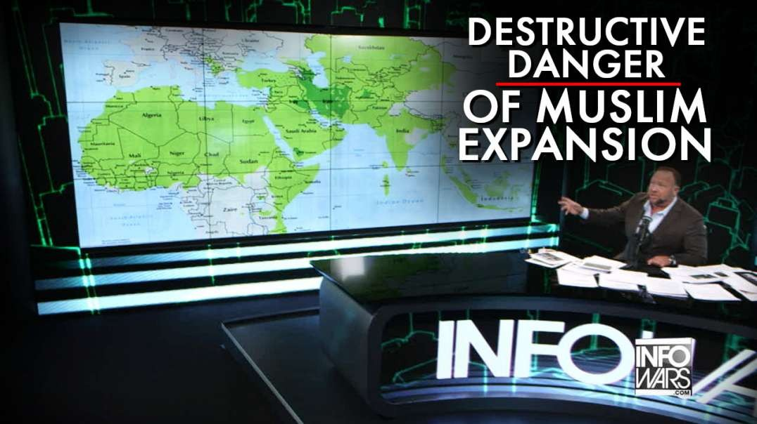 The Destructive Dangers Of Muslim Expansion Exposed