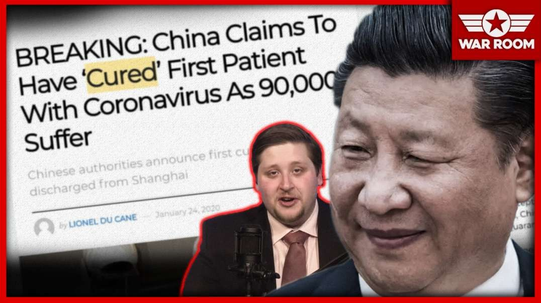 Glorious Leader Xi Jinping Claims China Saves The Day, Cures Coronavirus And Saves Humanity!