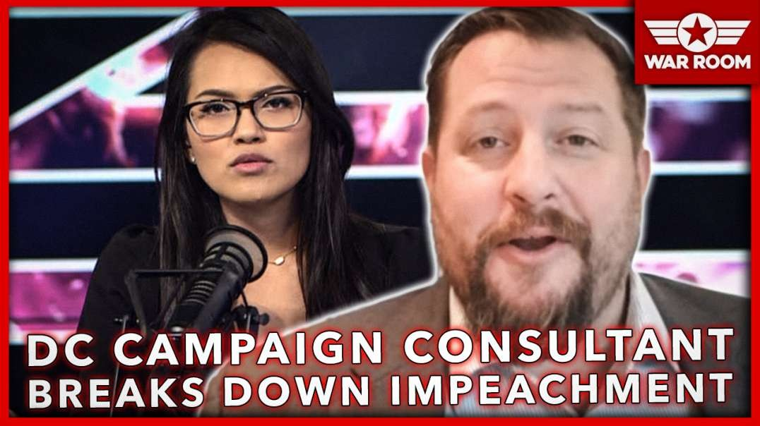 D.C. Campaign Consultant Breaks Down Impeachment