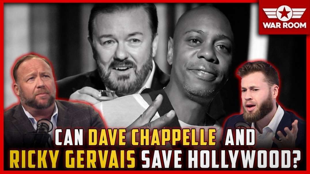 Can Dave Chappelle And Ricky Gervais Save Hollywood?