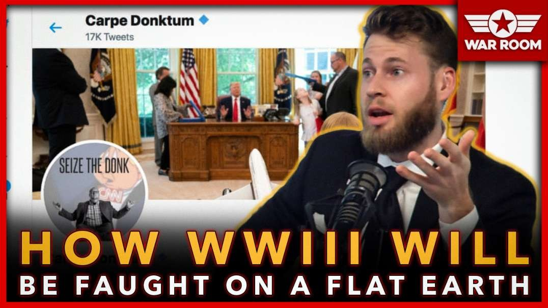 How WW3 Will Be Fought On A Flat Earth!