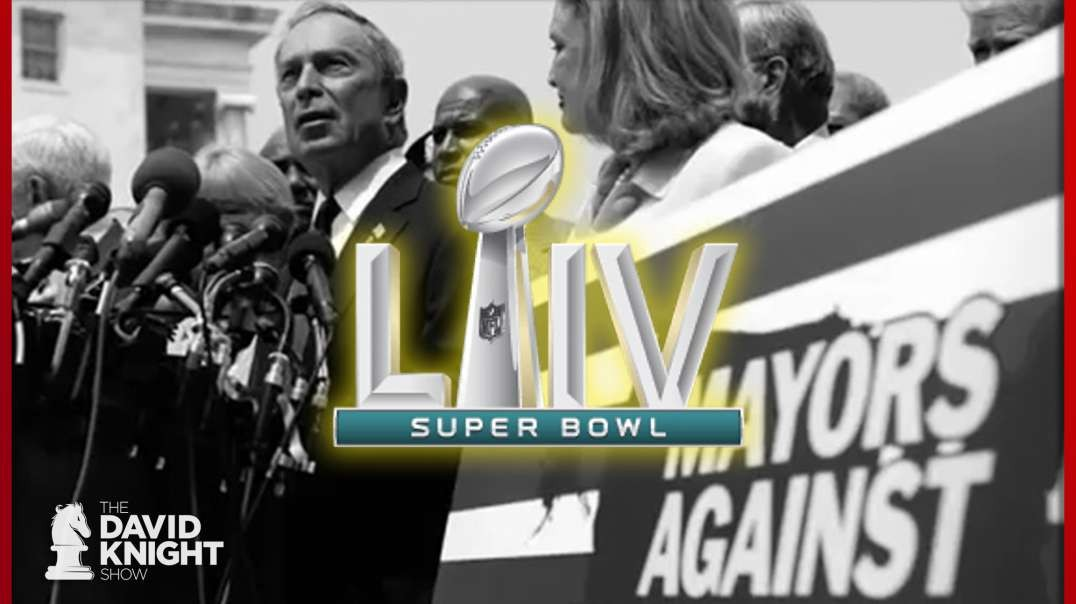 Bloomberg $10 Million Super Bowl Lie About Self-Defense