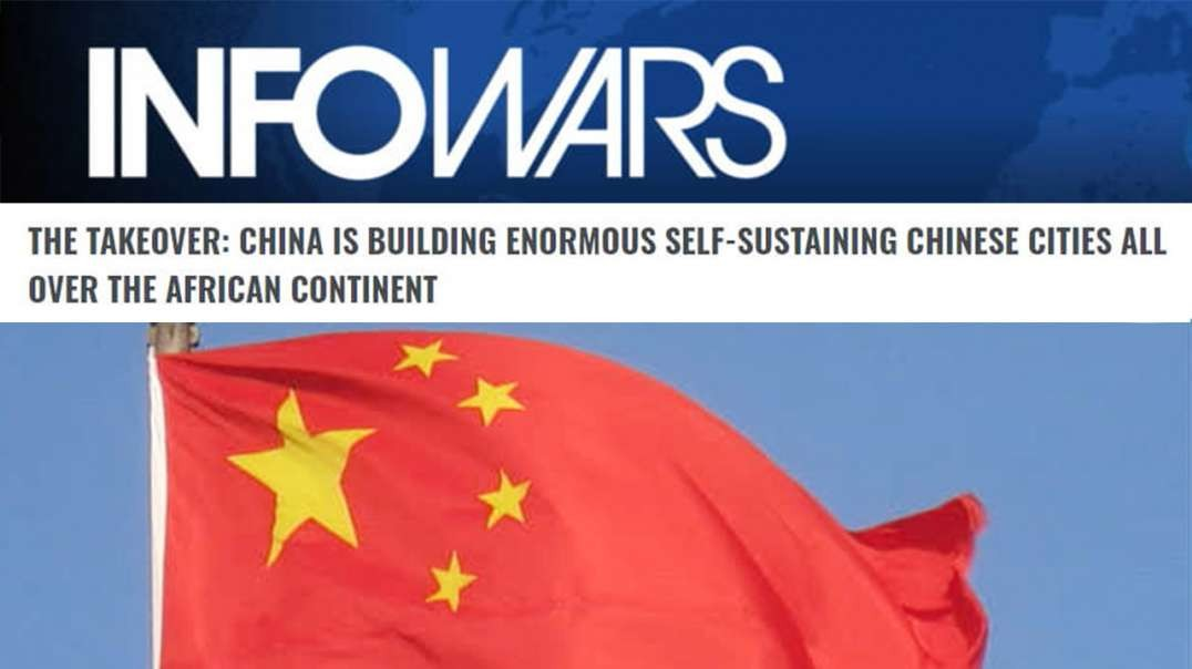 Learn How China Conquered Africa And What's Next