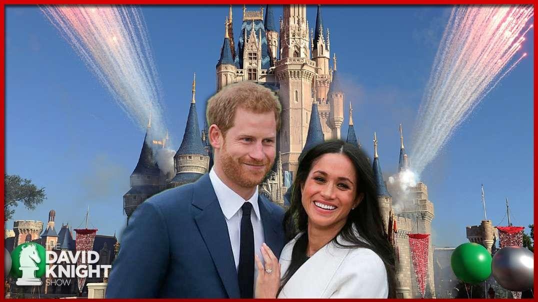 UK Royal Costume Characters Head to Magic Kingdom
