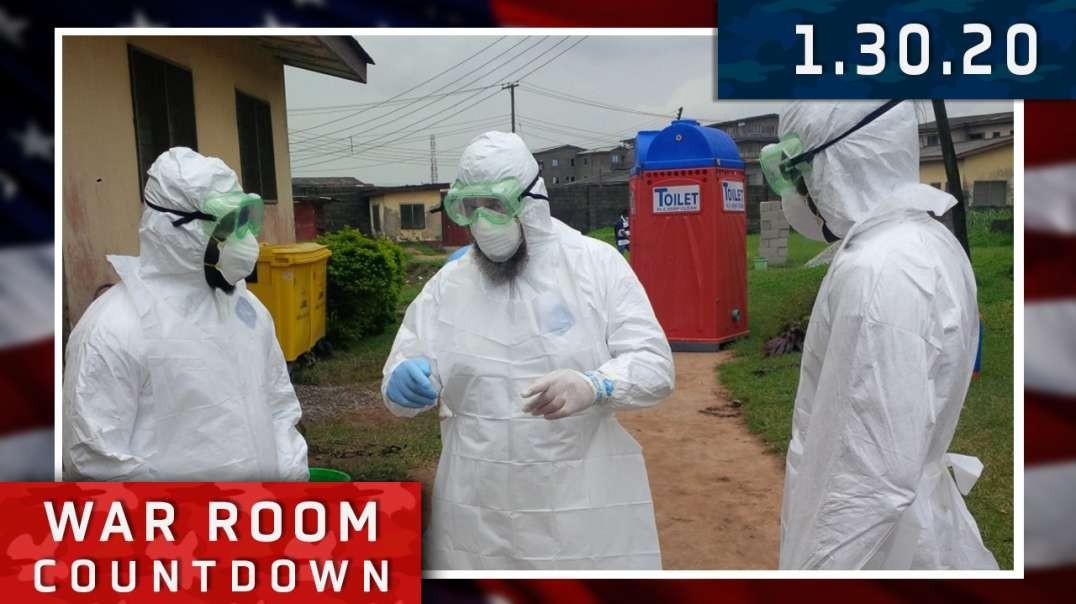 Countdown: World Health Organization Declares Global Health Crisis