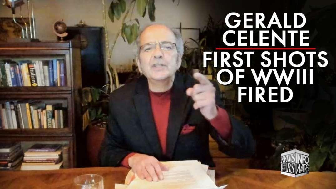 Gerald Celente: First Shots Of WW3 Fired