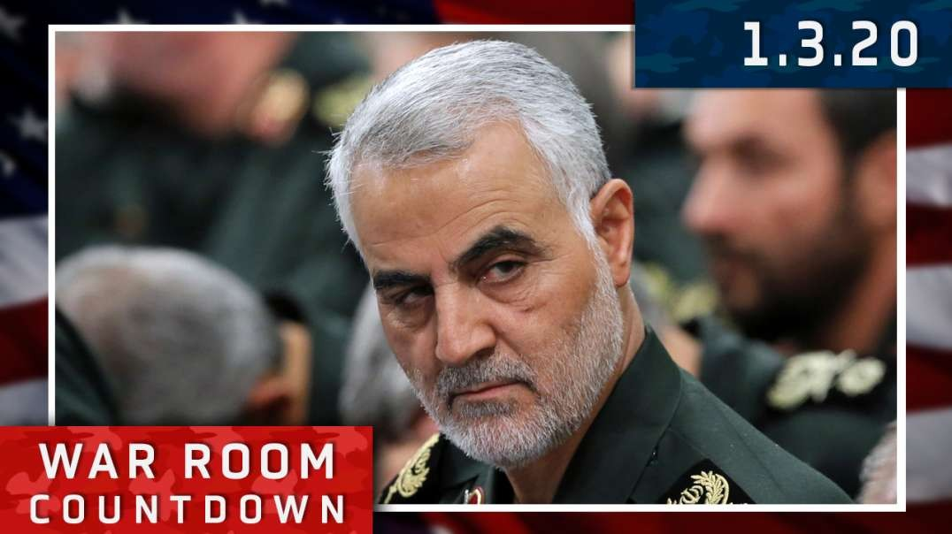 Countdown: World Leaders And Americans Respond To Airstrike Killing Top Iranian General
