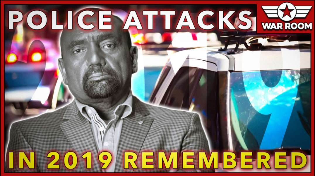 Jesse Lee Peterson Remembers Violent Attacks Against Police In 2019