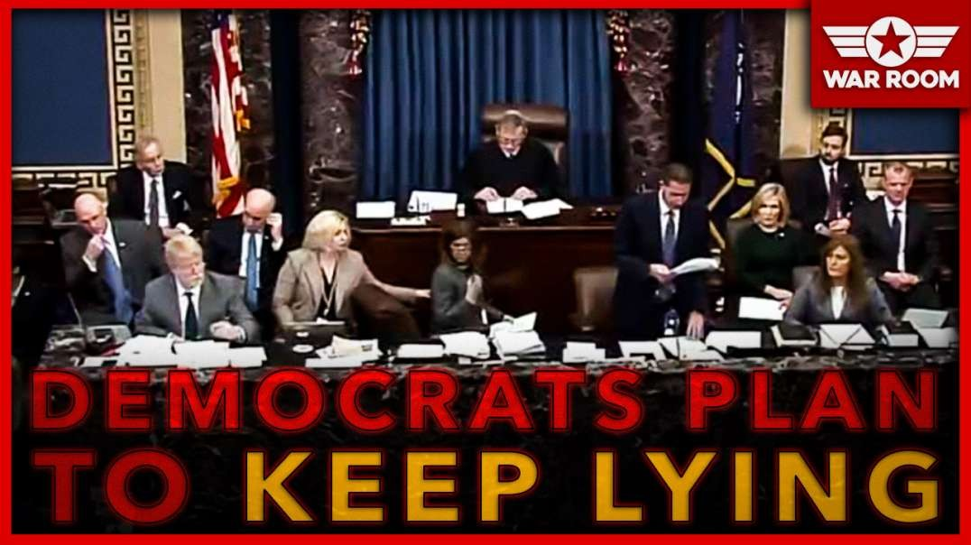 Despite Massive Backfires, Democrats Plan To Keep Lying About Impeachment/Guns