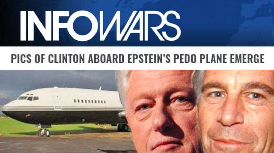 MSM Can No Longer Hide Elite Pedophile Network As Pics Of Clinton On Lolita Express Emerge