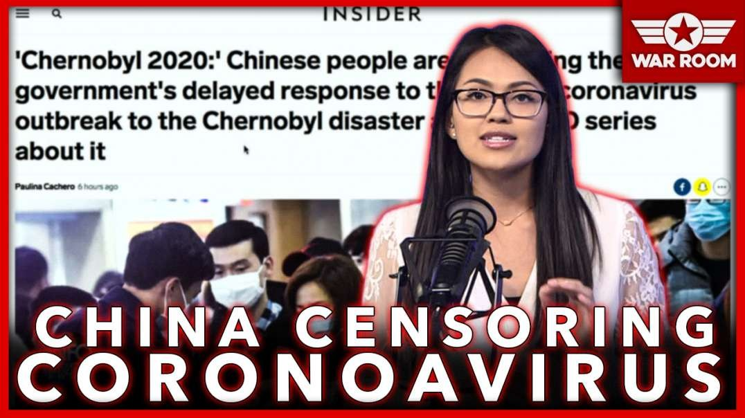Anger Rises As China Actively Censoring Coronavirus On Social Media