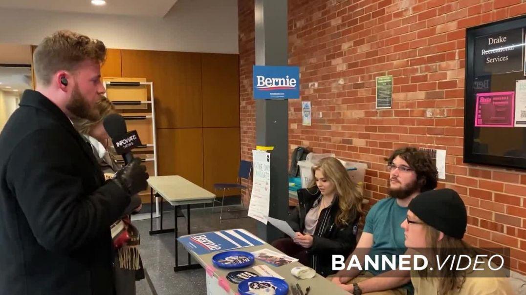 Bernie Sanders Campaign At Democrat Debates Refuses To Disavow Political Terrorism