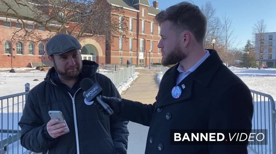 Bernie Supporter Disavows Violent Socialism From Project Veritas' Undercover Video
