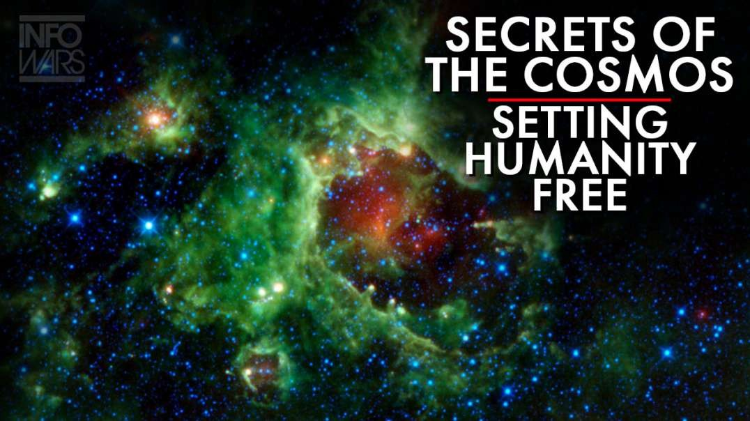 Secrets of the Cosmos and Setting Humanity Free with Knowledge