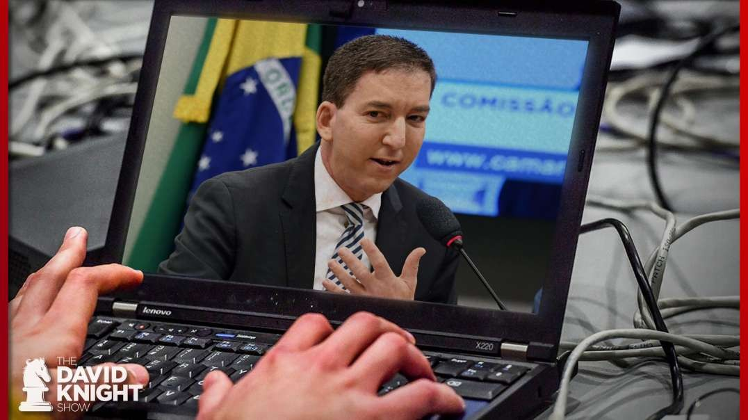 """Govt Hacks Free Speech: Charges Greenwald with """"Cybercrime"""""""