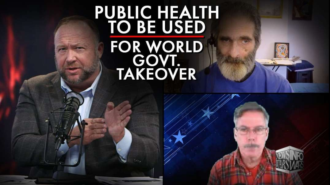 Public Health To Be Used For World Govt. Takeover