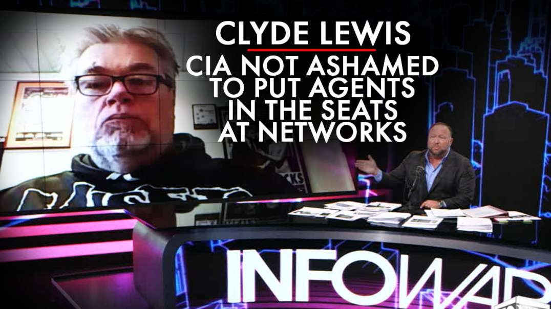Syndicated Talk Show Host: CIA Not Ashamed To Put Agents In The Seats At Networks