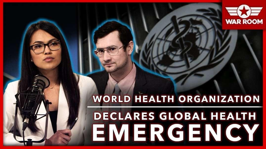 Coronavirus Update: World Health Organization Declares Global Health Emergency
