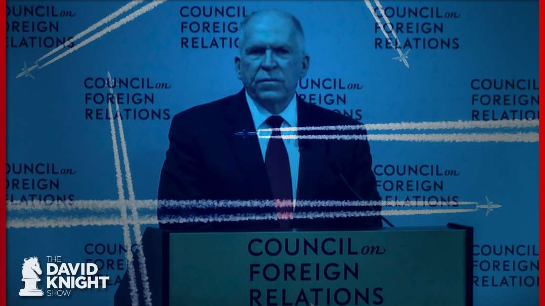 CIA's Brennan Pushes GeoEngineering